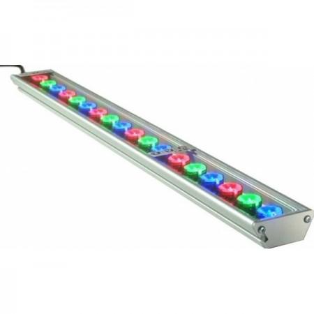 Прожектор светодиодный линейный СДУ-L670RGB