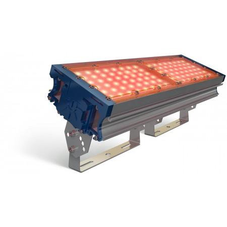Прожектор светодиодный ПСД-100 PLUS (TL-PROM Д-120?) Amber 96Вт, 4160Лм