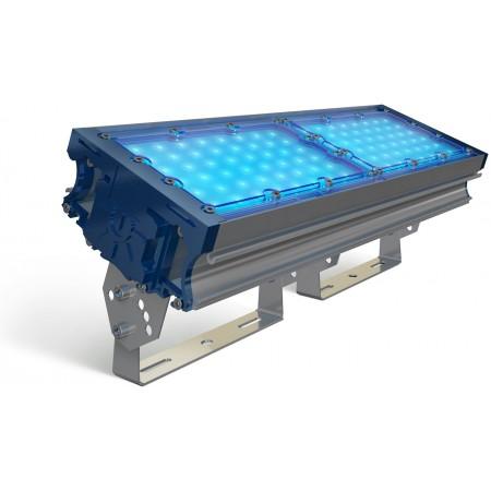 Прожектор светодиодный ПСД-100 PLUS (TL-PROM Д-120?) Blue 93Вт, 14400Лм