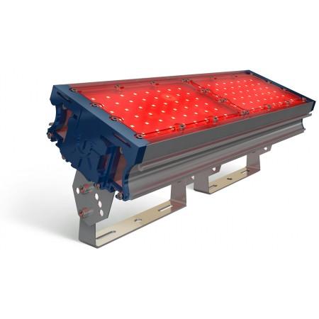 Прожектор светодиодный ПСД-100 PLUS (TL-PROM Д-120?) Red 84Вт, 2240Лм
