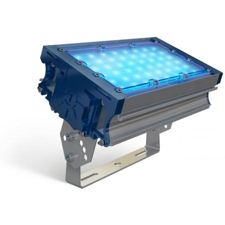 Прожектор светодиодный ПСД-50 PLUS (TL-PROM Г-60?) Blue 48Вт, 7200Лм