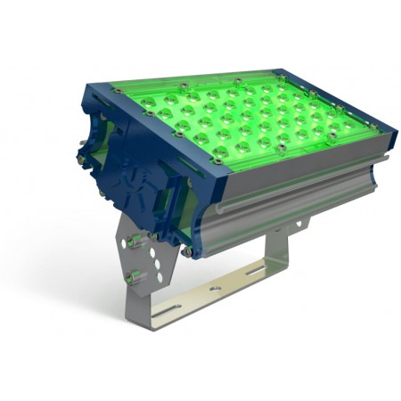 Прожектор светодиодный ПСД-50 PLUS (TL-PROM Г-60?) Green 48Вт, 7200Лм