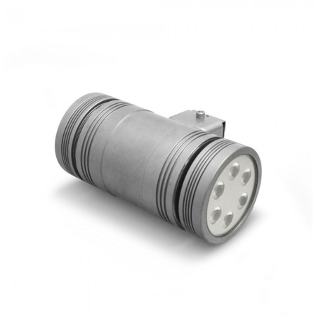 Светильник архитектурный светодиодный MS-12L220V 30 Вт. двухсторонний, Серый