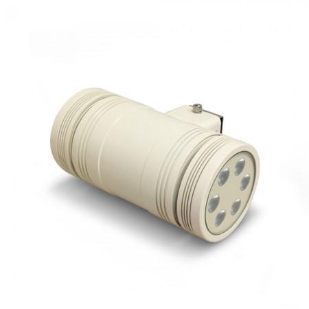 Светильник архитектурный светодиодный MS-12L220V 30 Вт. двухсторонний, Бежевый