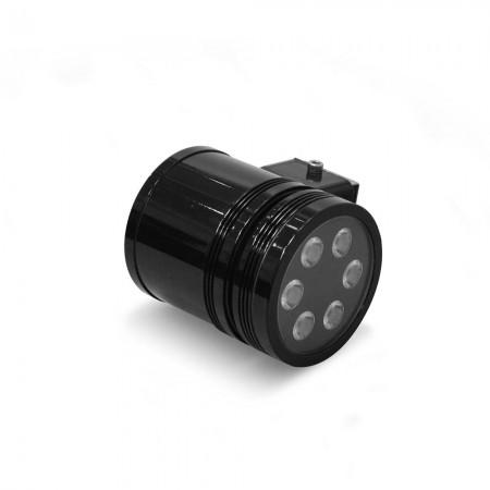 Светильник архитектурный светодиодный MS-6L 220V 15 Вт. односторонний (Черный)