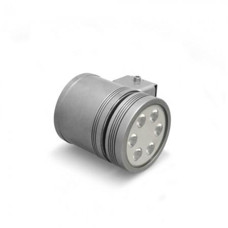 Светильник архитектурный светодиодный MS-6L 220V 15 Вт. односторонний (Серый)