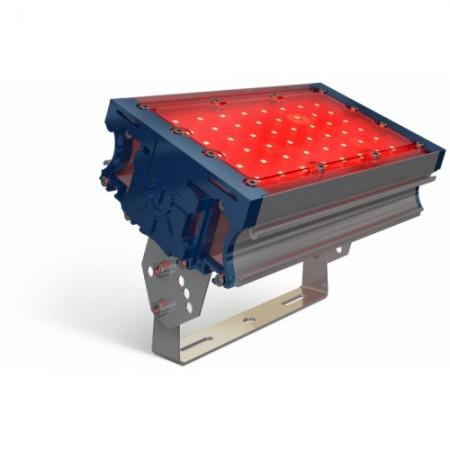 Прожектор светодиодный ПСД-50 PLUS (TL-PROM Г-60?) Red 42Вт, 1120Лм