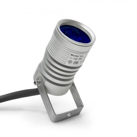 Светильник архитектурный светодиодный SLS-13-blue АC220V (Синий)