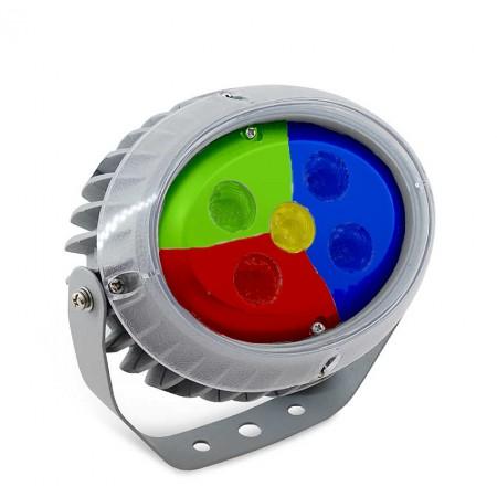 Светильник архитектурный светодиодный MS-OP 15 Вт, IP65, (RGB)