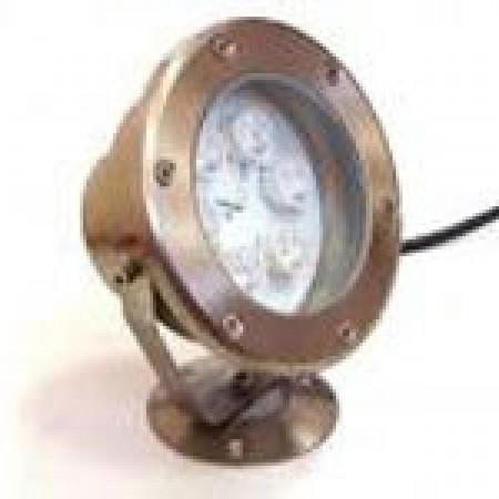 Светодиодный прожектор из нержавеющей стали СДП-24