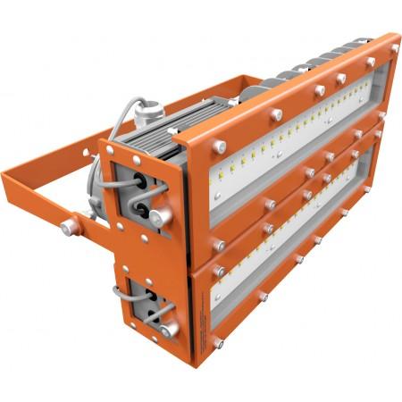 Уличный светодиодный светильник  СДУ-110Ex-R320 взрывозащищенный