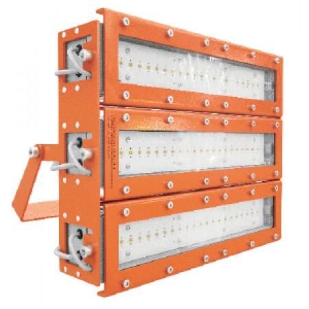 Уличный светодиодный светильник  СДУ-165Ex-R320 взрывозащищенный