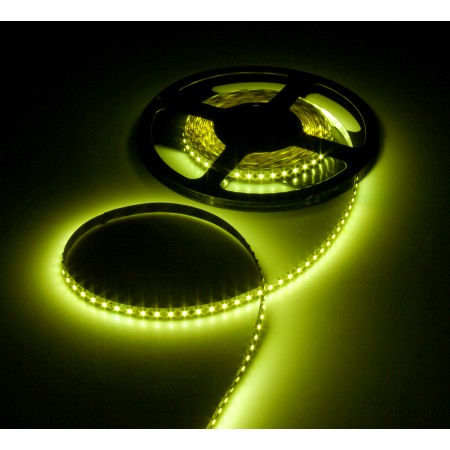 Светодиодная лента RT 2-5000 12V Yellow (3528, 300 LED, LUX)