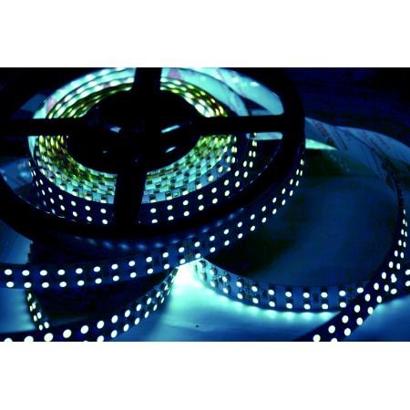 Светодиодная лента RT 2-5000 12V Blue 2x (3528, 600 LED, LUX)