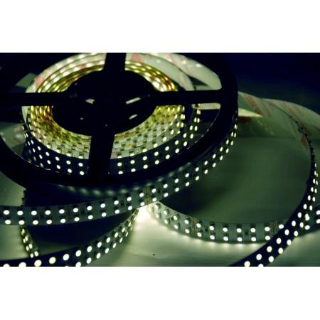 Светодиодная лента RT 2-5000 12V S-Cool-5mm 2x(3528,600LED,LUX)
