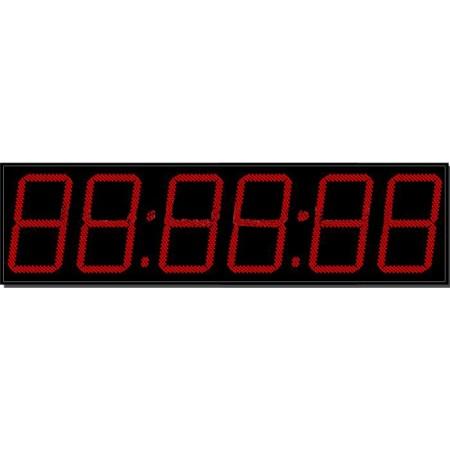 Офисные светодиодные часы ЧМС-500