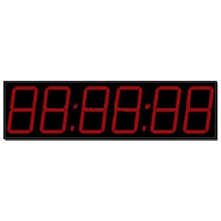 Офисные светодиодные часы ЧМС-450