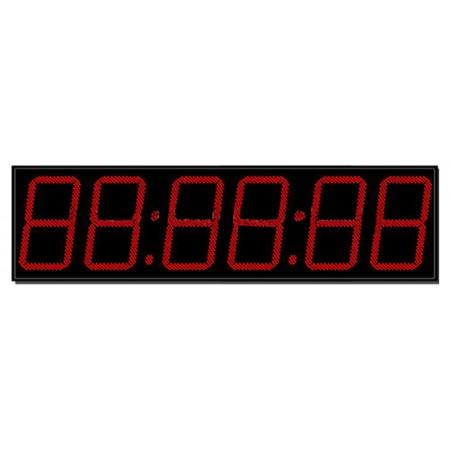 Офисные светодиодные часы ЧМС-400
