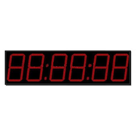 Офисные светодиодные часы ЧМС-350