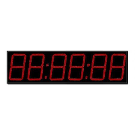 Офисные светодиодные часы ЧМС-У-310