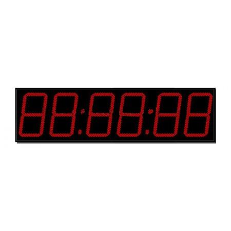 Офисные светодиодные часы ЧМС-У-270