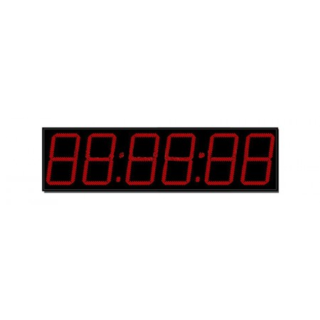 Офисные светодиодные часы ЧМС-240