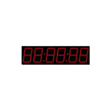 Офисные светодиодные часы ЧМС-210