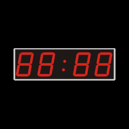 Офисные светодиодные часы У-400П