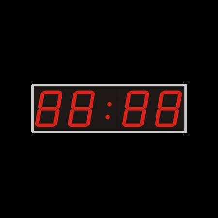 Офисные светодиодные часы У-350
