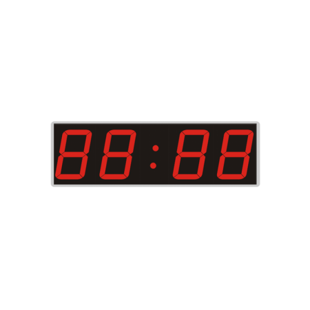 Офисные светодиодные часы У-310
