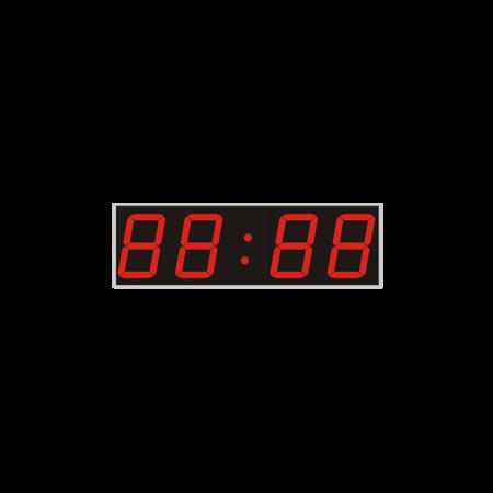 Офисные светодиодные часы У-130