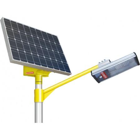 Автономный светильник 40 Вт. SGM-95/65 на солнечной батарее.