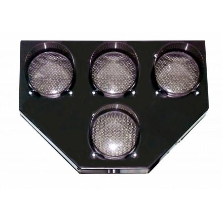 Светофор транспортный светодиодный Т.5.1 100мм