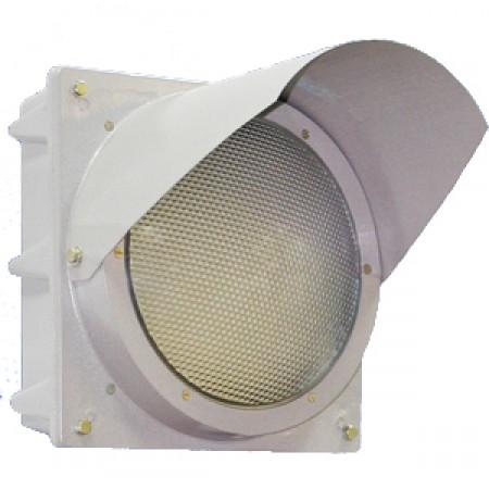Светофор светодиодный Т.10.1 200 мм с белым излучателем
