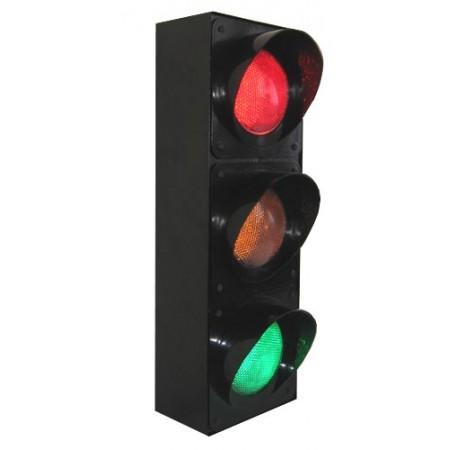 Светофор транспортный светодиодный Т.3.1 100мм