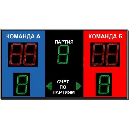 Табло для волейбола ТС-В-3