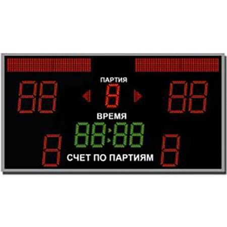 Табло для волейбола ТС-В-9