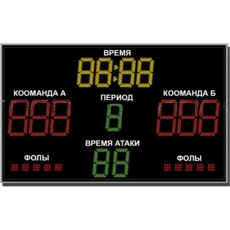 Табло для баскетбола ТС-Б-1