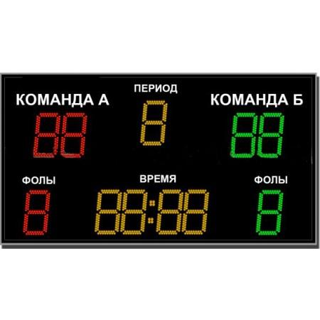 Табло для баскетбола ТС-Б-2