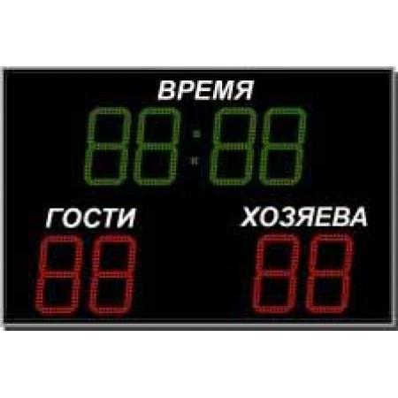 Табло спортивное универсальное ТС-У-8
