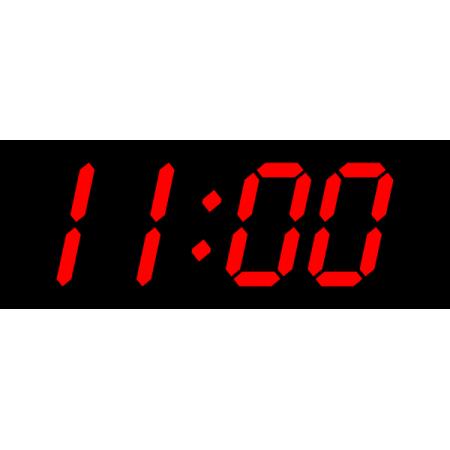 Часы для бассейна 100b