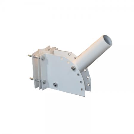 Кронштейн многопозиционный для крепления светильника на трубу