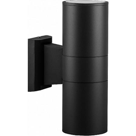 Светодиодный светильник ландшафтно-архитектурный «LPS» СДУ-702 18W двухлучевой (2*E27)230V, черный