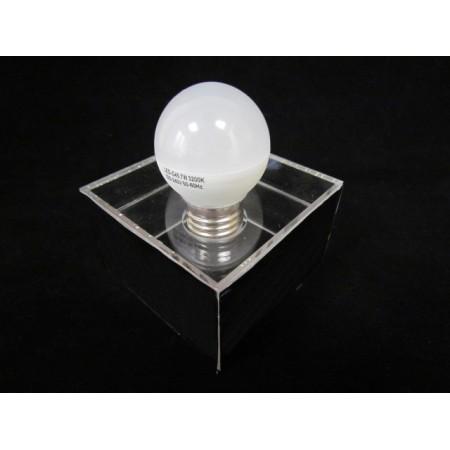 Лампа светодиодная G45SXW-7W E27  (аналог лампы накаливания шарик 75Вт)