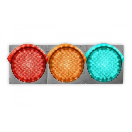 Светофор горизонтальный светодиодный Т1.Г2