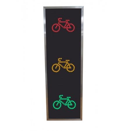 Светофор светодиодный Т.9 для велодорожек