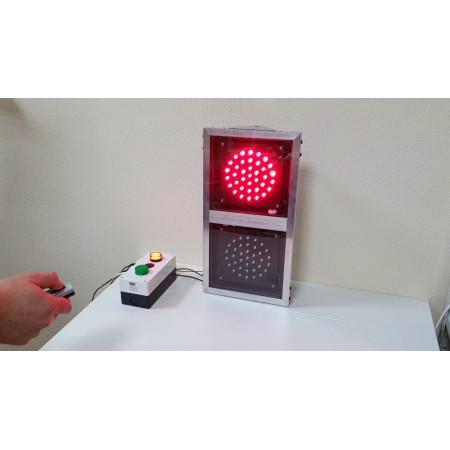 Светофор с радиоуправлением