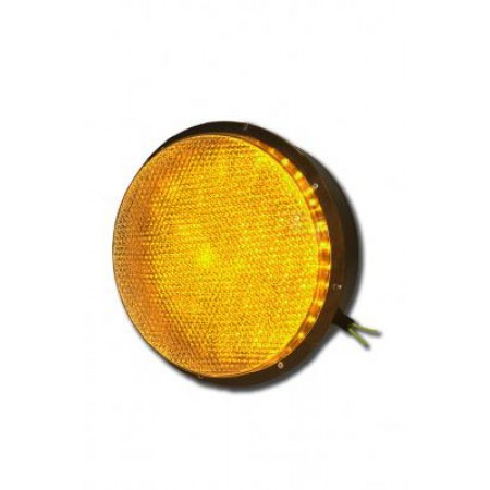 Модуль светодиодный для светофора желтый (БИС-200Ж)